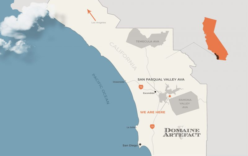 The South Coast AVA